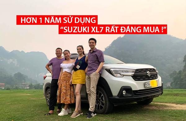 Suzuki XL7 Hơn 1 Năm Sử dụng - Rất đáng mua, càng đi càng thích
