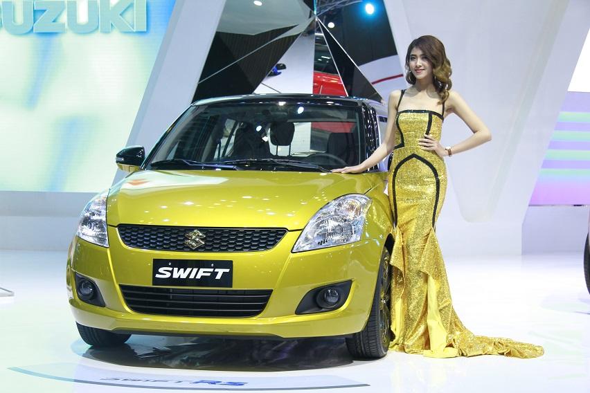 Mẫu xe Suzuki Swift bản thường và bản đặc biệt Swift RS 2017 mới nhất