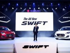 RA MẮT MẪU SUZUKI SWIFT MỚI TẠI HÀ NỘI VÀO NGÀY 1-12-2018