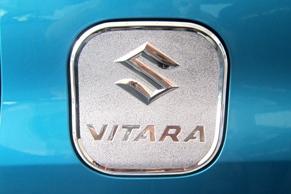 Ốp trang trí nắp xăng Vitara (Chrome)