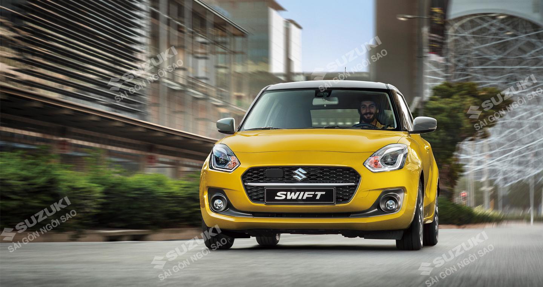 Suzuki Swift cải tiến thế hệ mới