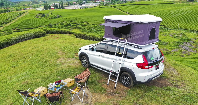Suzuki XL7 banner picnic