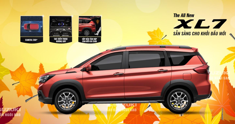 Suzuki XL7 bản giới hạn