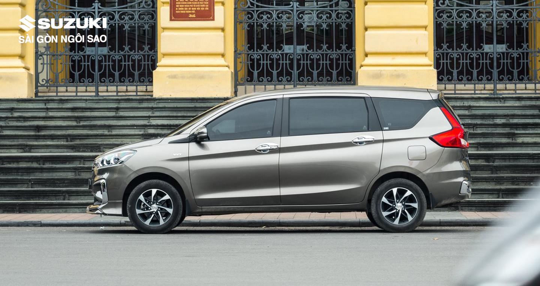 Suzuki Ertiga dành cho gia đình