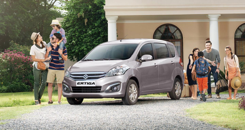 Suzuki Eritga 2017 7 chỗ