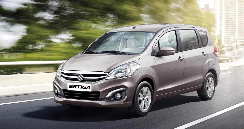 Suzuki Eritga 2017 dành cho gia đình