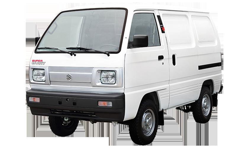 Xe ban tai Suzuki Blind Van co uu diem gi thu hut nguoi dung Viet