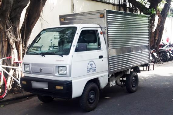 Xe tải Truck 500kg Thùng Kín đời 2009