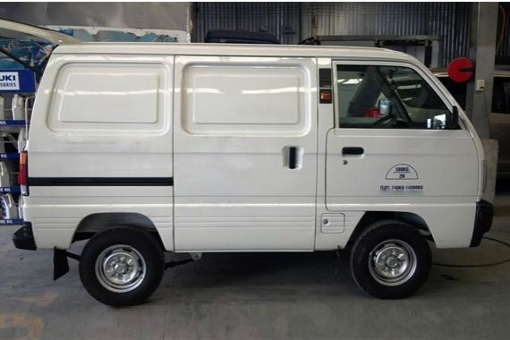 Xe Suzuki Blind Van cũ đời 2015 mới 95%