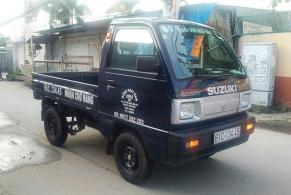 Xe Truck thùng lửng đời 2014