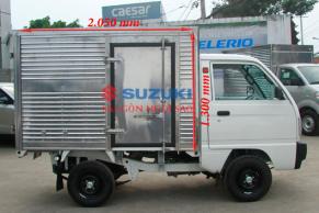 Mẫu thùng xe tải nhỏ Truck dưới 500kg