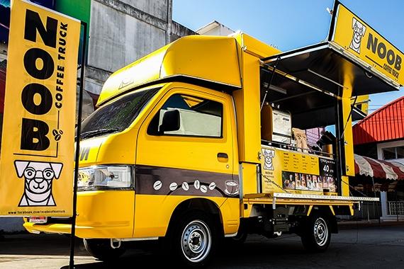Xe Tải Nhỏ Suzuki Bán Hàng Lưu Động (Food Truck) Mới nhất 2020