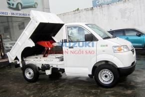 Mẫu Suzuki Pro Thùng Ben