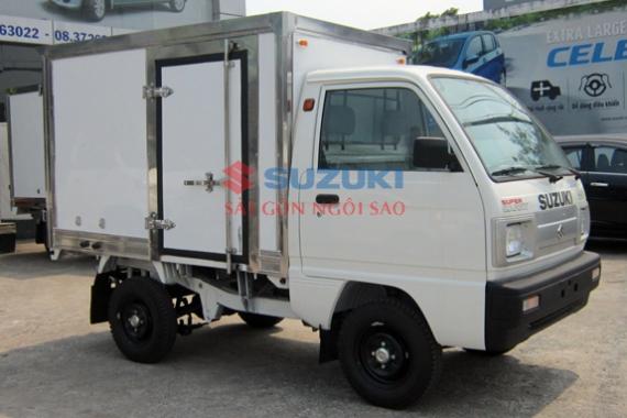 Mẫu Suzuki Truck Composite