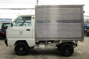 Mẫu Suzuki Truck Thùng Kín