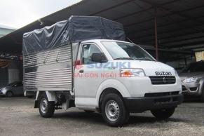Suzuki Pro thùng mui bạt siêu dài 2460mm
