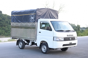 Mẫu Super Carry Pro 2019 thùng mui bạt
