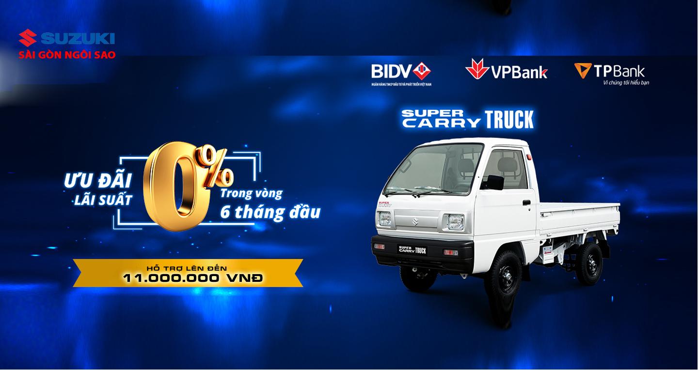 Suzuki Truck 500kg