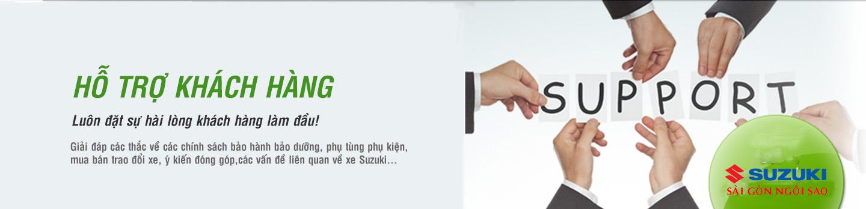 Banner Dịch vụ - Hỗ trợ Khách hàng